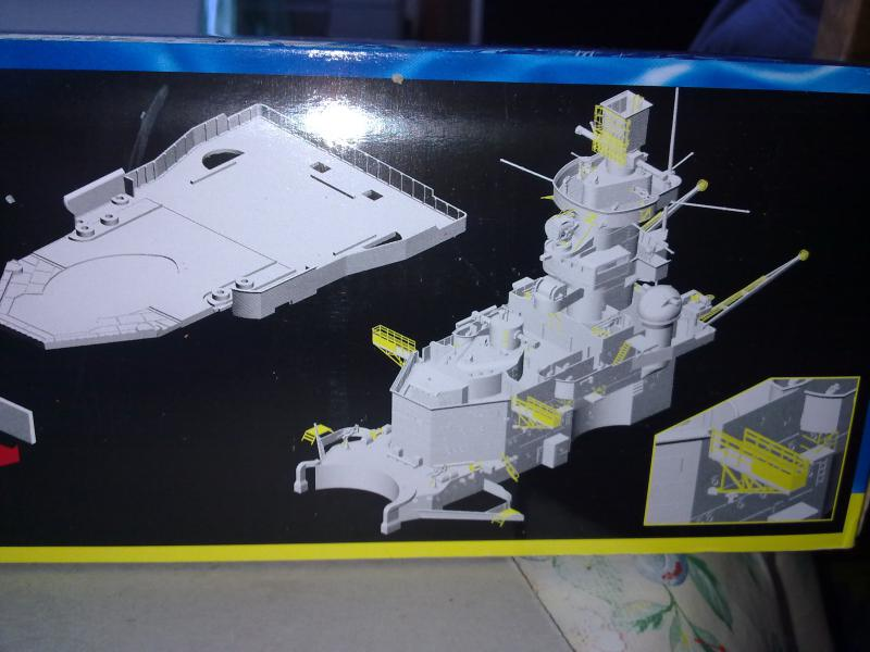 DKM Scharnhorst de  Dragon 1/350° 61091711102010817