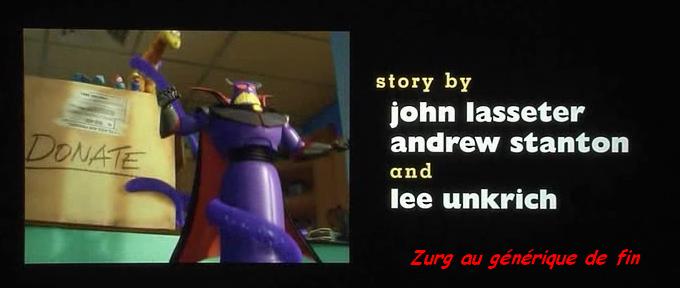 Similitudes et clins d'œil dans les films Disney ! - Page 24 611112Zurg_toy_story3