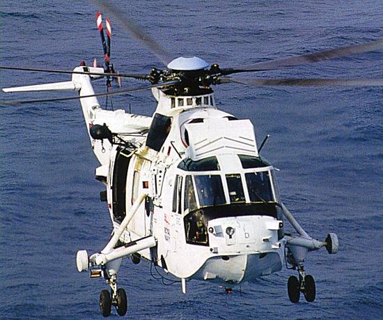 SIKORSKY S-61 SEA KING 612852Sea_King_HC_Mk4