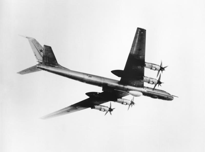 ILLIOUCHINE IL-38 MAY 620895TupolevTu142