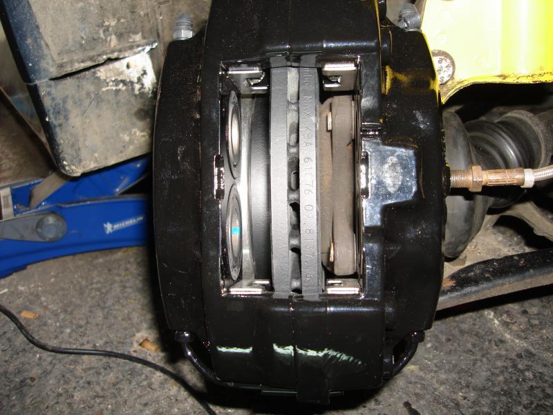 Présentation de mon Gt turbo Maxi Alpine.(vidéo du Maxi P 6) - Page 3 629706DSC04627