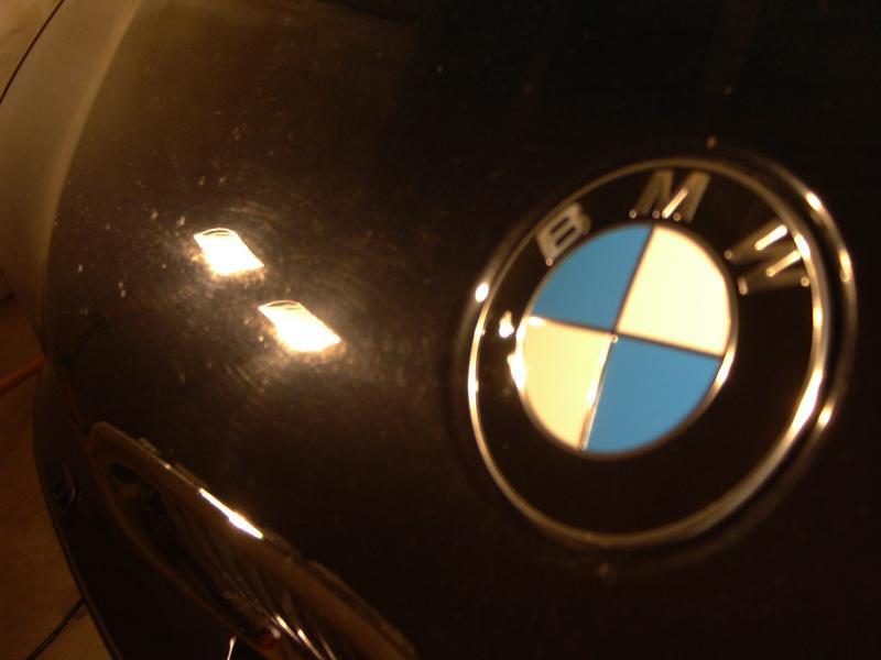 [BMW 530 d E39] Renaissance d'un Cosmos Schwarz Metallic 632457P1000565