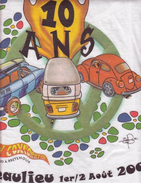 T-shirt Bretenoux : réédition 63715bretenoux_derriere