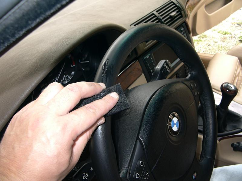 [BMW 530 d E39] Rénovation intérieure d'un Pack Sport M 640159P1000140