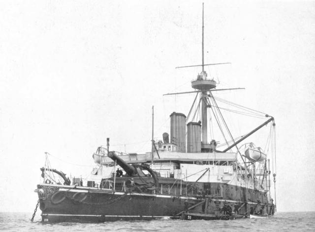 ROYAL NAVY CUIRASSES CLASSE IRON DUKE 643254HMS_Benbow_classe_Admiral