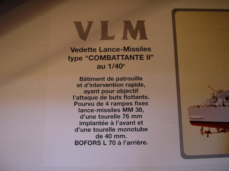 LA COMBATTANTE II VLC 1/40è  new maquettes 645625IMGP1402