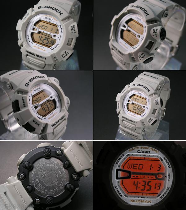 Casio G-Shock G9000 647293g9000_8v