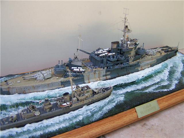 Hms Warspite par OrionV au 1/600 - airfix  651328Hms_Warspite_133