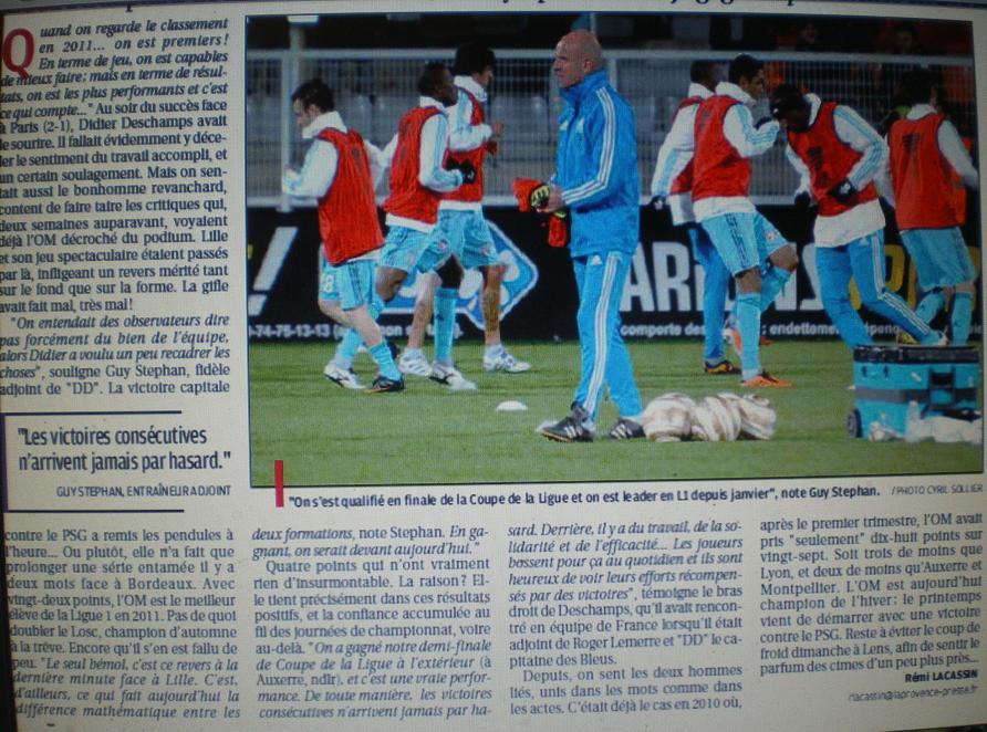 LE STAFF TECHNIQUE OLYMPIEN  - Page 3 663411IMGP5387