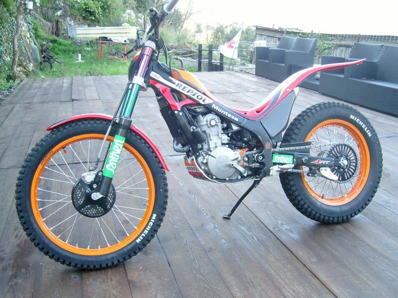 La moto de LUC 6644SNC12441