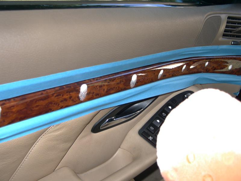 [BMW 530 d E39] Rénovation intérieure d'un Pack Sport M 665718P1000079