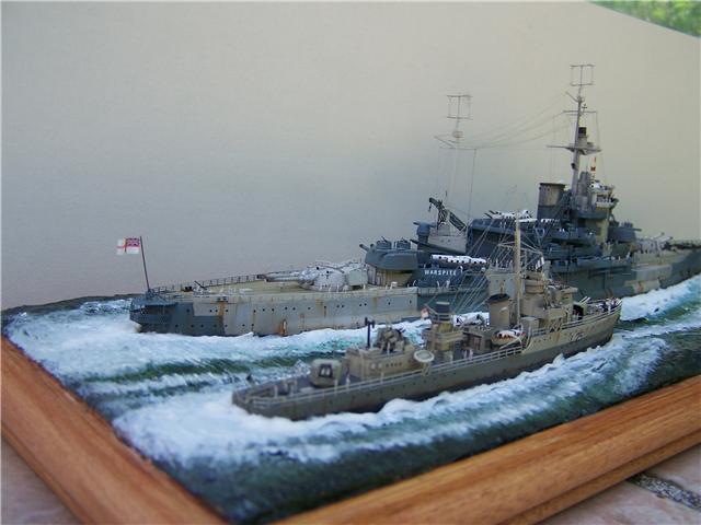 Hms Warspite par OrionV au 1/600 - airfix  669152Hms_Warspite_132