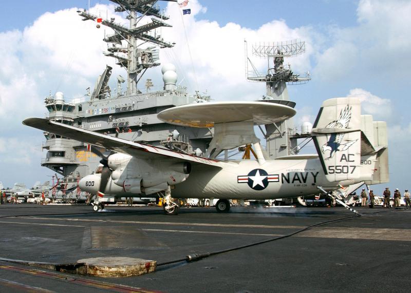 GRUMMAN E-2 HAWKEYE  670061Grumman_Hawkeye_2