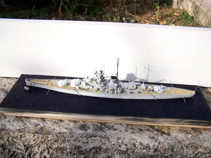 Dkm Scharnhorst 1938/39 airfix 1/600 - Page 4 673693Dkm_Scharnhorst_089