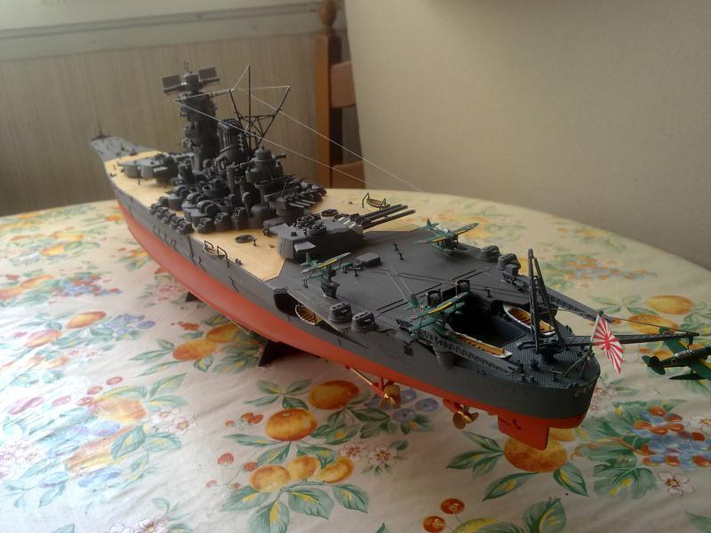 Cuirassé Yamato  67629816092010745