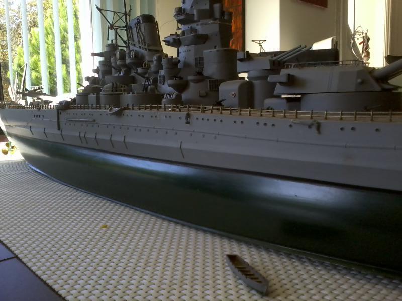 Yamato (1972) par papadob au 1/200è - Nichimo 679385Photo0126