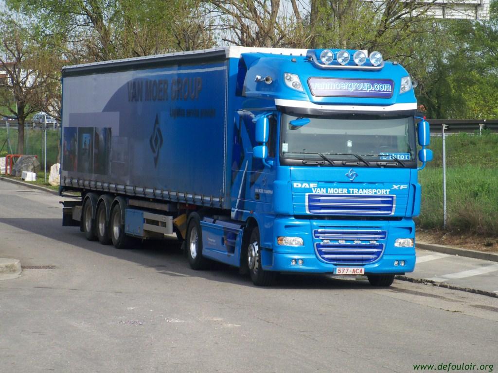 Van Moer Transport  (Zwijndrecht) 6891001016098