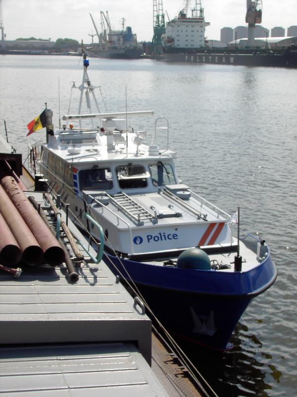 SCHEEPVAARTPOLITIE - POLICE DE LA NAVIGATION 691315IMAG0076