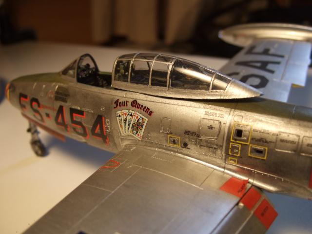 Thunderjet F84G au 1/48° 691720F84G_024