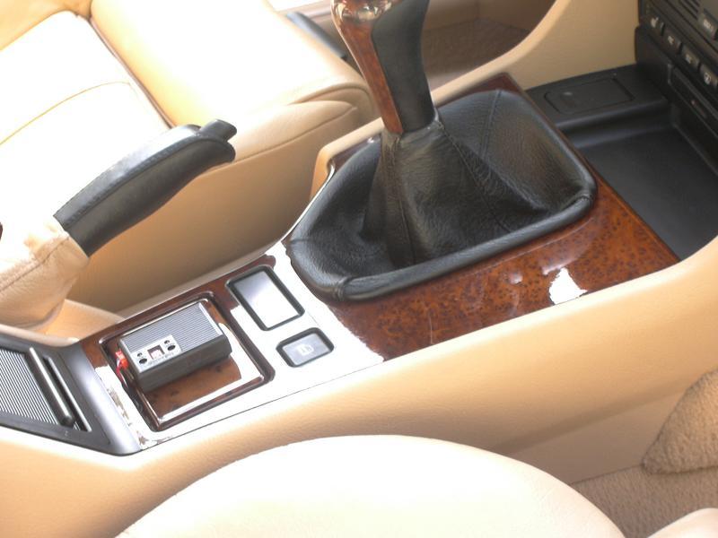 [BMW 530 d E39] Rénovation intérieure d'un Pack Sport M 705228P1000250