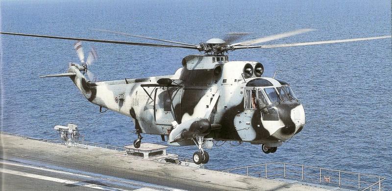 SIKORSKY S-61 SEA KING 710295Agusta_Sikorsky_ASH_3