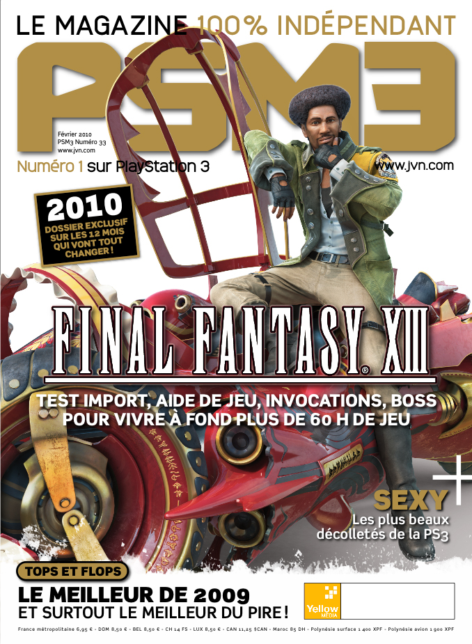 PSM3 : le magazine de la communauté pro-sony 714896PSM3_33