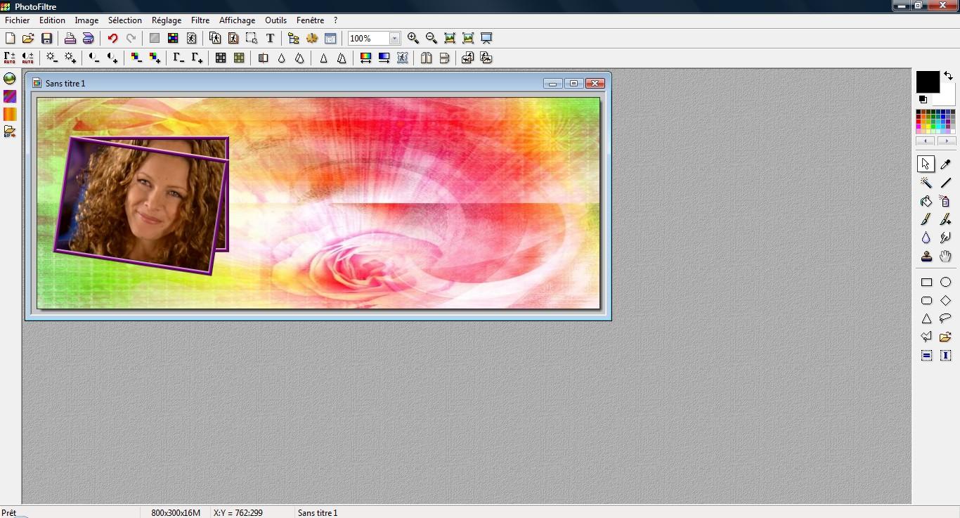 Comment faire pencher une image, avec Photofiltre.  7233118