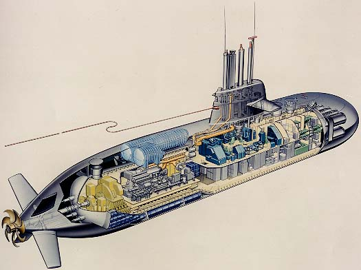 SOUS MARINS D'ATTAQUE TYPE 214 727373type212_2