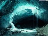 La grotte scintillante