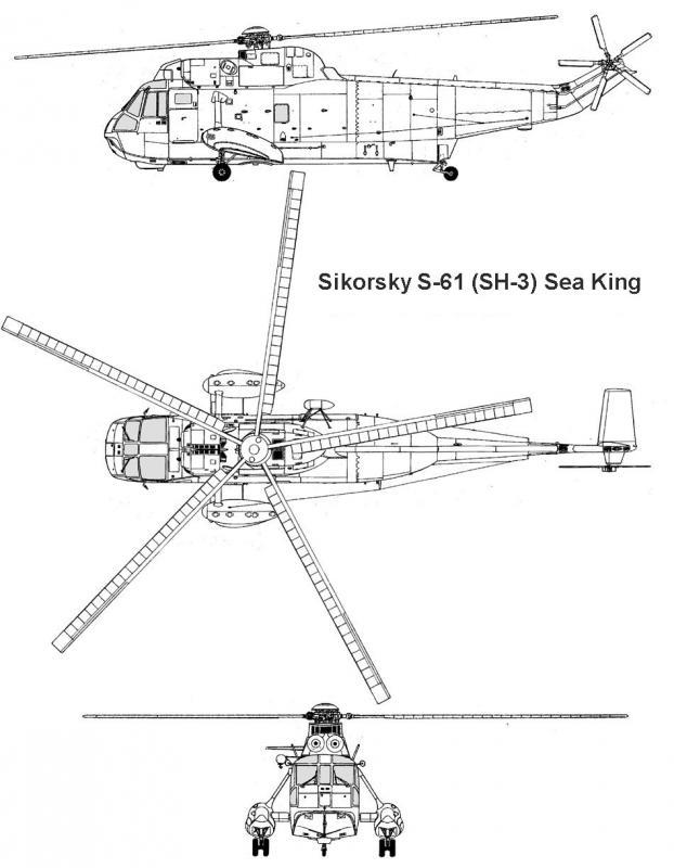 SIKORSKY S-61 SEA KING 749203Sikorsky_Sea_King