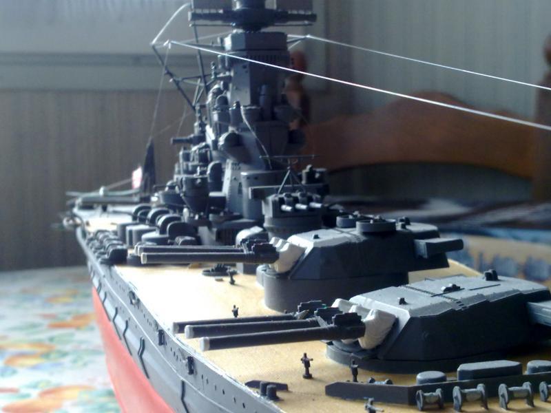 Cuirassé Yamato  75489016092010720