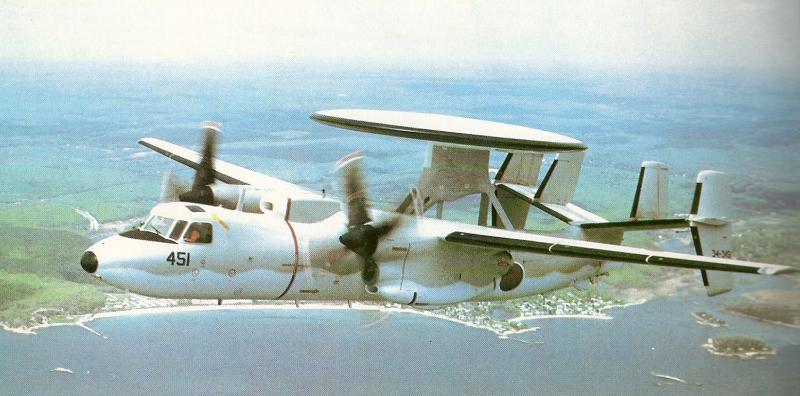 GRUMMAN E-2 HAWKEYE  760099Hawkeye_japonais