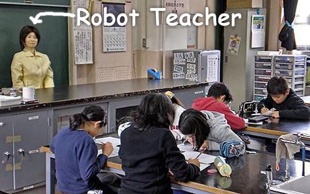 [Emission] Faut pas rêver - spécial Japon - Vendredi 23 Juillet 761390robot_teacher_saya_japan_1