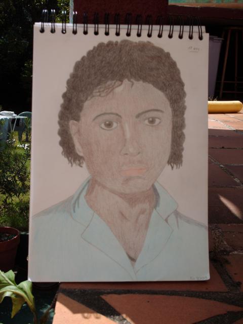 Portrait de Michael Jackson (jeune) 768167HPIM4318