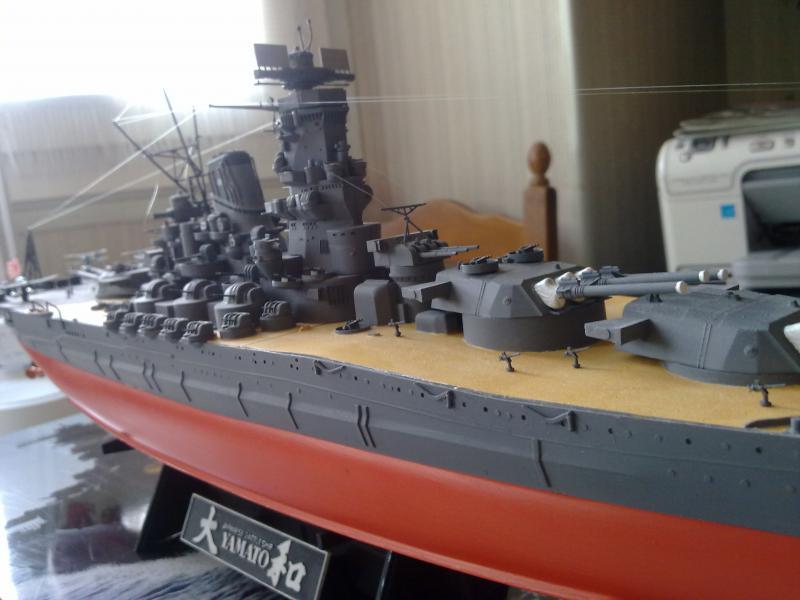 Cuirassé Yamato  77836415092010693