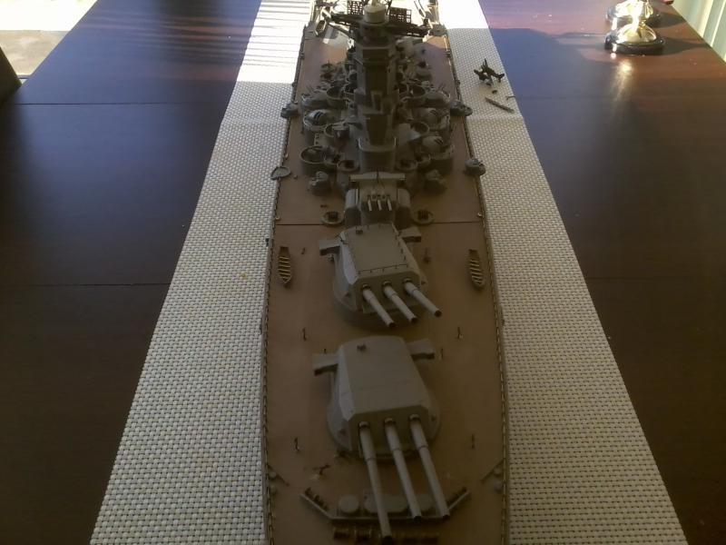 Yamato (1972) par papadob au 1/200è - Nichimo 789994Photo0123