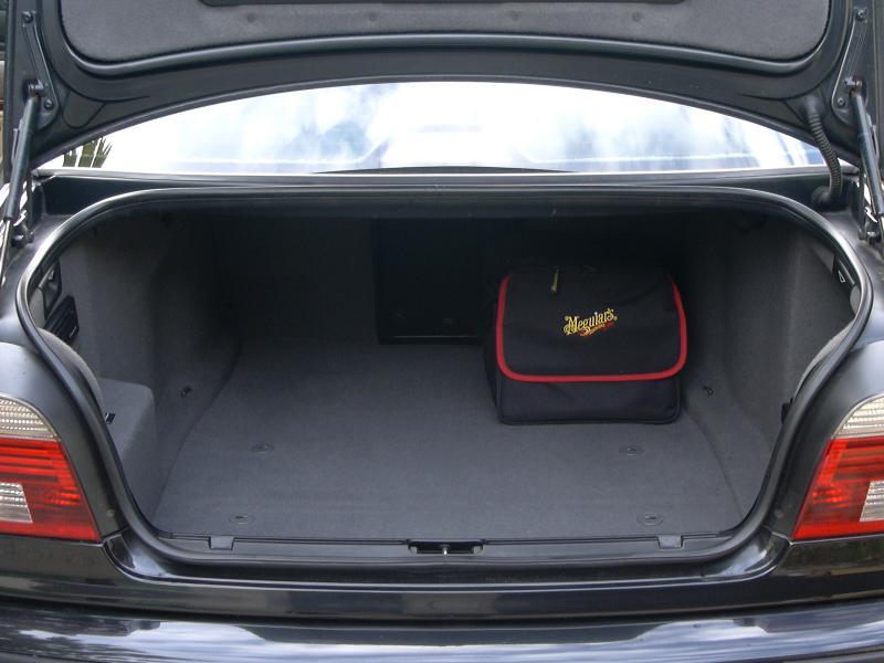 [BMW 530 d E39] Rénovation intérieure d'un Pack Sport M 793799P1000273