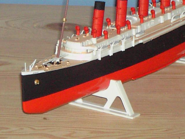 RMS Mauretania - airfix - 1/600   807751PICT1525