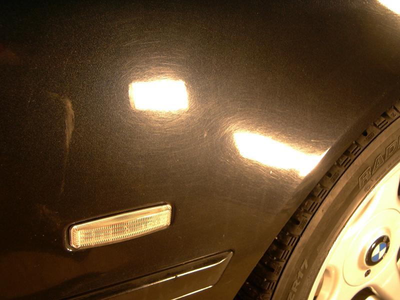 [BMW 530 d E39] Renaissance d'un Cosmos Schwarz Metallic 811610P1000529