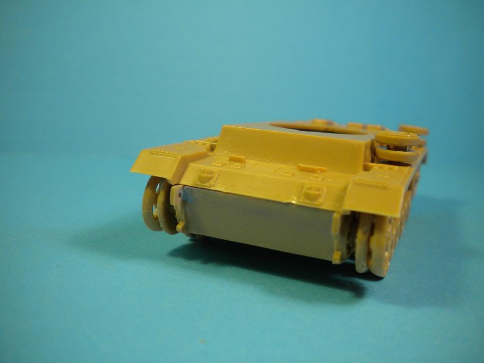 Panzer III Ausf.N - 1/72° 8300693