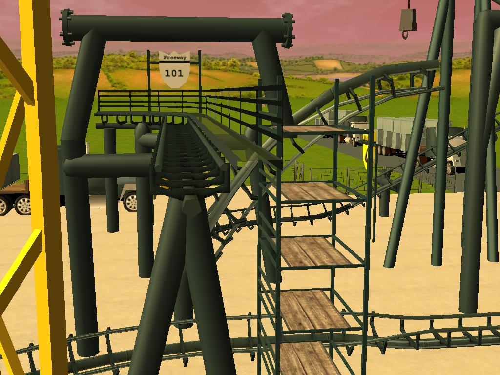 Rockin Roller Coaster starring Aerosmith 836051Shot0460