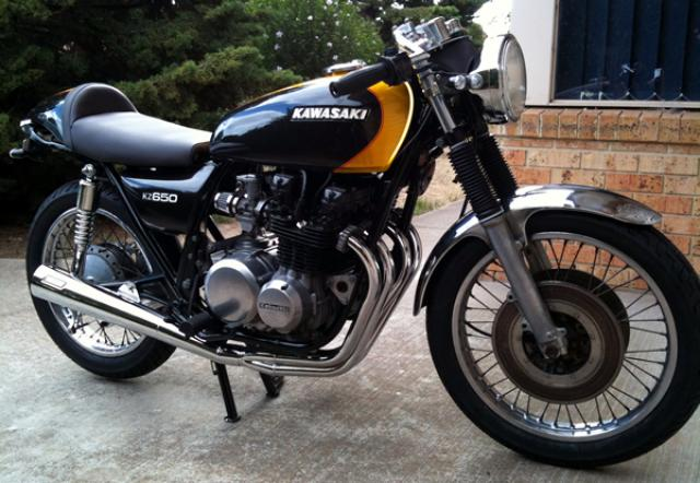 KZ650 - Before - After 841541173