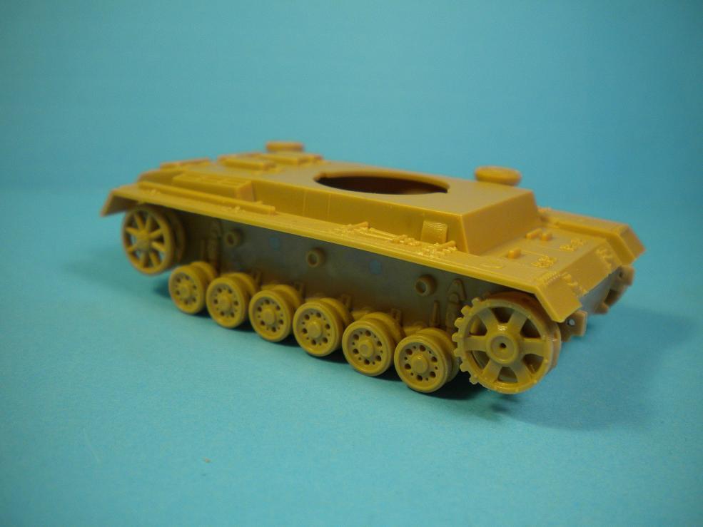 Panzer III Ausf.N - 1/72° 8746882