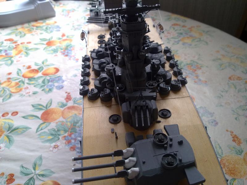 Cuirassé Yamato  87605916092010743