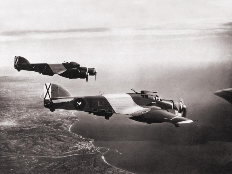 SAVOIA-MARCHETTI SM-79 SPARVIERO 876406SM79_Tarragona_1938