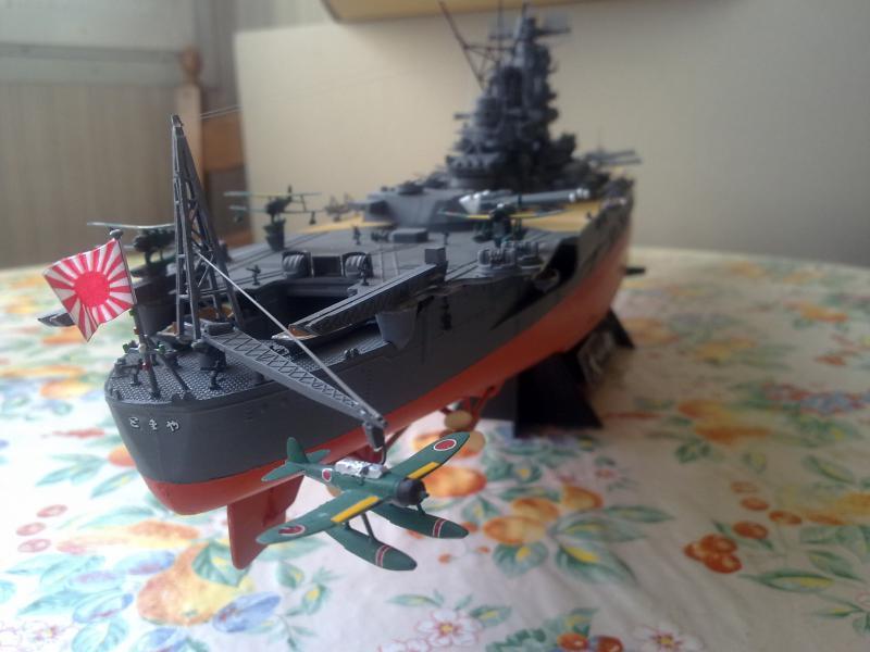 Cuirassé Yamato  87807616092010746