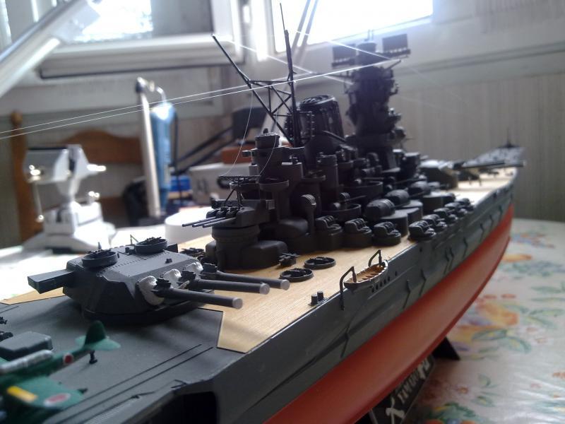 Cuirassé Yamato  87934416092010739