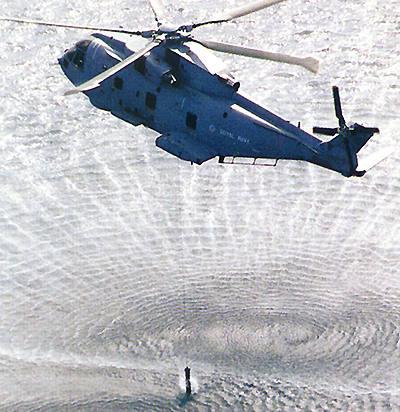 AGUSTA-WESTLAND AW-101 MERLIN 884688Merlin_sonar