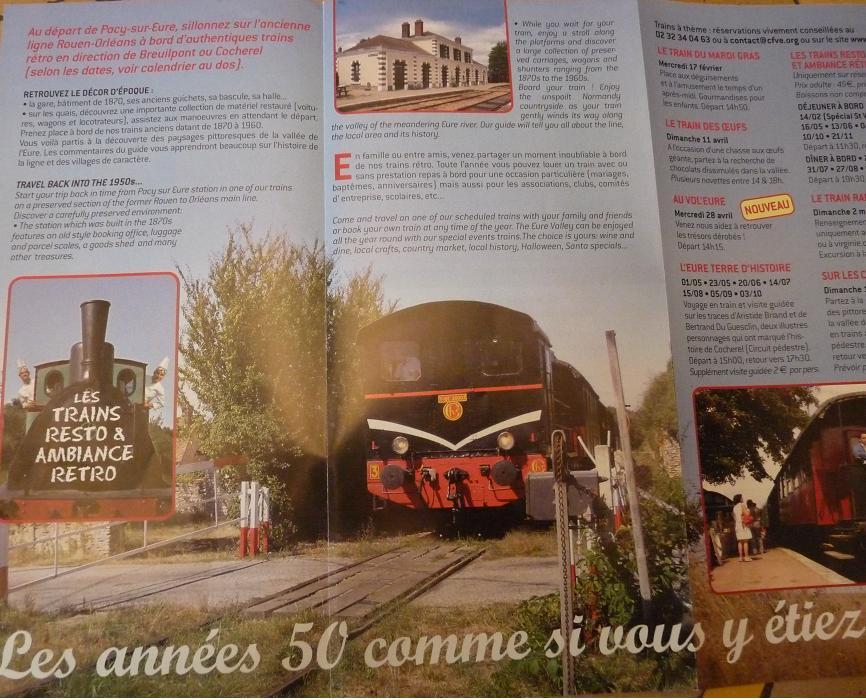 PACY SUR EURE: LE PARIS NORMAND AU COEUR SI TENDRE  - Page 2 887463P1120174