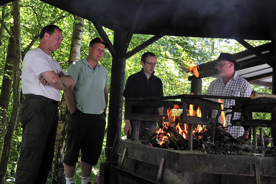 Grand barbecue d'été le 18 juillet 2010 : Les photos d'ambiances 894891_2010_07_18_149